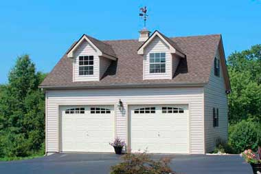 Two story prefab garages fabulous lovely prefab garage pa for Prefab 2 story garage apartment