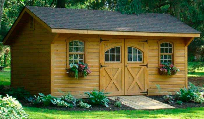 Garden Sheds Pa your best choice for quality custom sheds from lancaster, pa