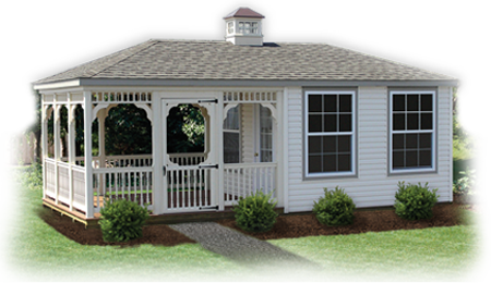 Pennsylvania Amish Made Quality Storage Sheds and Barns