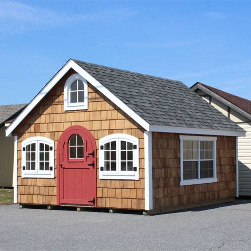 Amish Garages In Pa : Top quality custom amish made sheds from lancaster pa