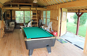 man cave shed create your own man cave