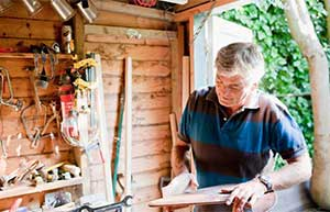woodworking shop home wood shop hobby shop