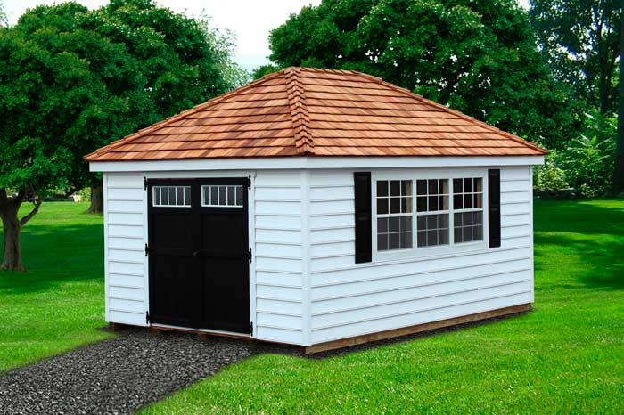 Your Best Choice for Quality Custom Sheds from Lancaster, PA   Lapp