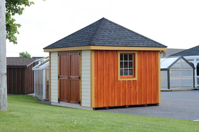 Your Best Choice for Quality Custom Sheds from Lancaster, PA | Lapp
