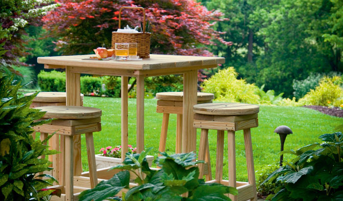 Outdoor Furniture - Top Quality Custom Amish Made Sheds From Lancaster, PA Country