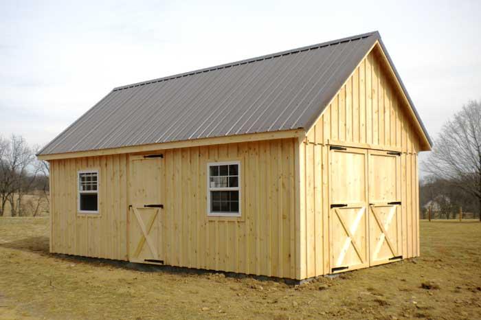 Lapp Structures Best Amish Made Shed Barn Garage Lancaster
