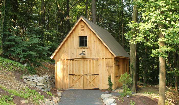 New England Barn Sheds