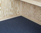 Flooring Options for Lapp Structure Storage Sheds and Dreamspaces