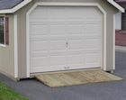 Lapp Structures Sheds Garages Poolhouses - Doorway Ramps and Sill Protectors