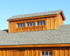 Exterior Shed Roof Options for Lapp Structure Storage Sheds and Dreamspaces