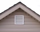 Vinyl Gable Vent Lapp Structure Storage Sheds and Dreamspaces
