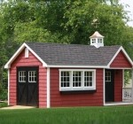 dreamspaces backyard amish built shed best in lancaster pa