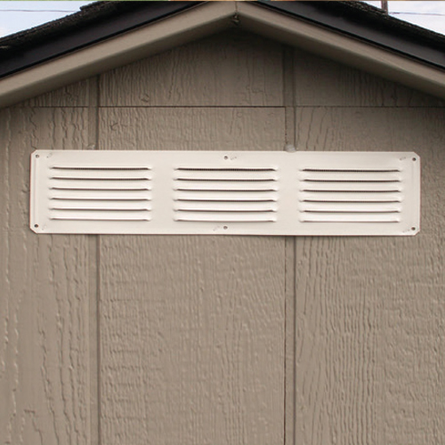 Basic Metal Gable Vent