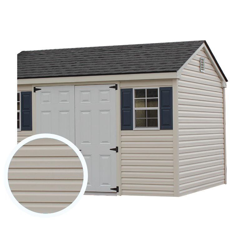 Dutch Lap Vinyl Siding