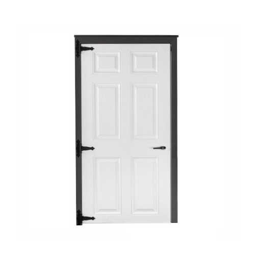 Fiberglass Solid Single Door