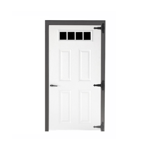 Fiberglass Transom Single Door