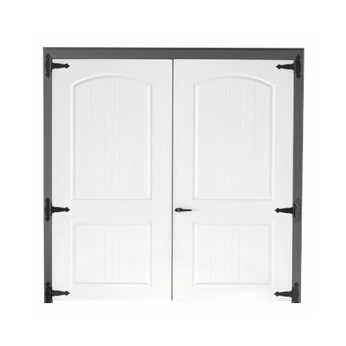 Fiberglass Tuscan Double Door
