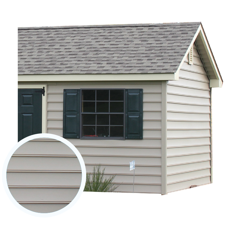 GP Beaded Vinyl Siding