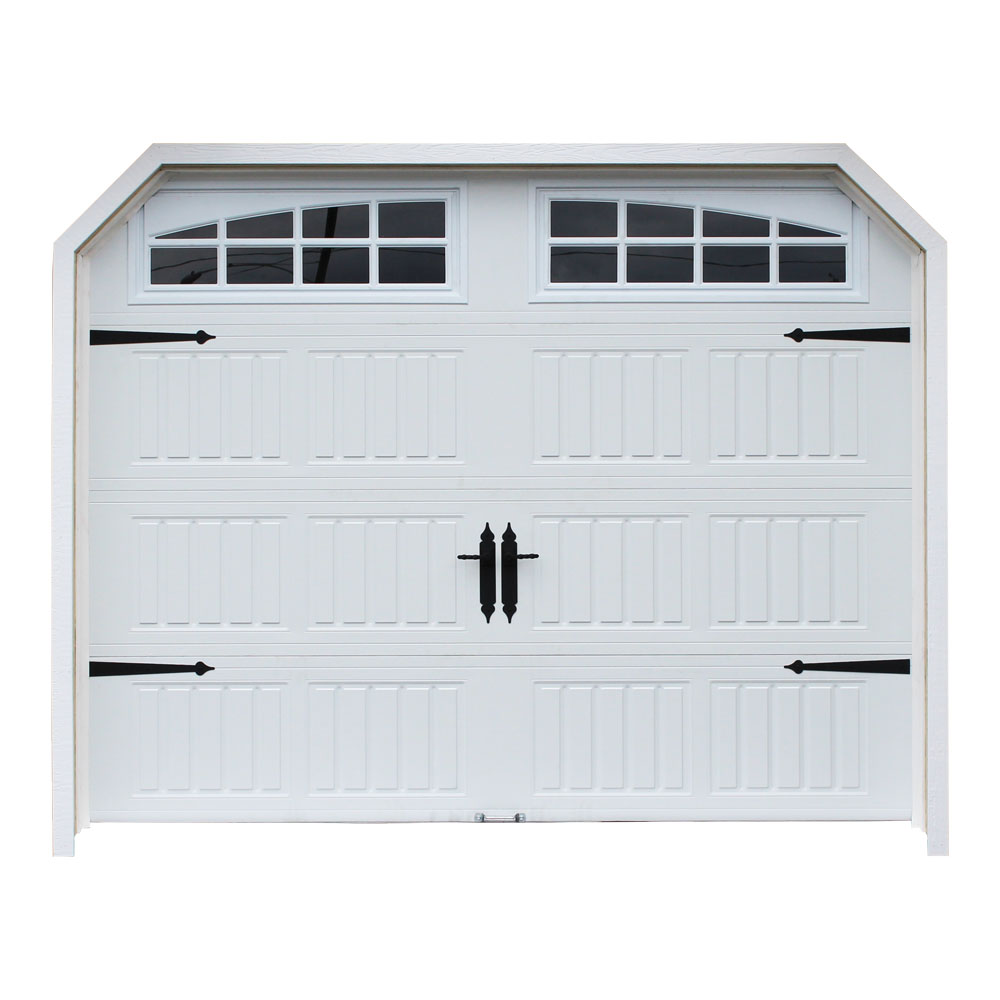 Heritage Overhead Garage Door with Somerton Glass