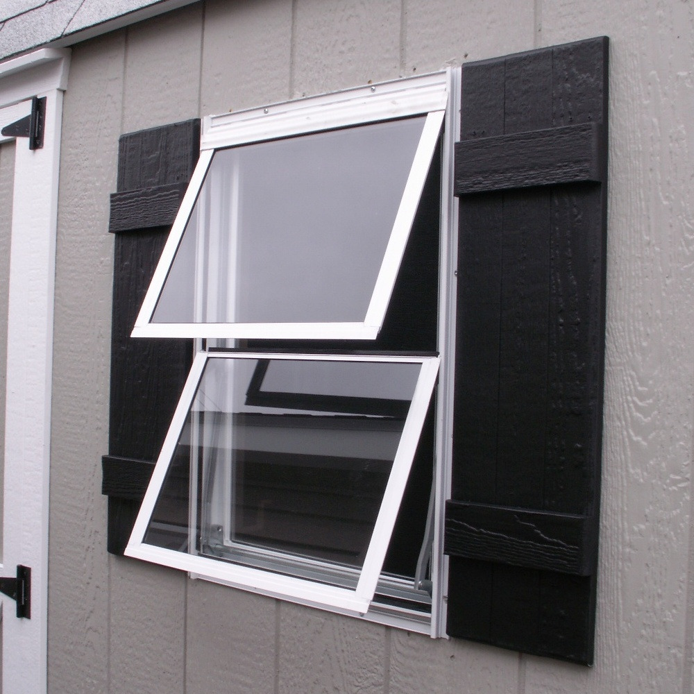 Aluminum Jalousie Window