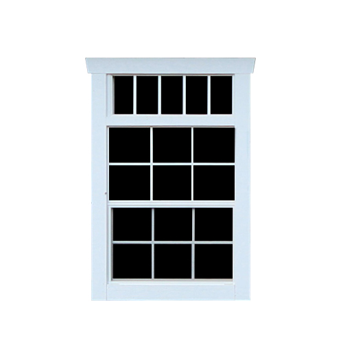 Short Transom Window