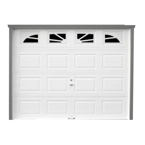 Sunburst Overhead Garage Door