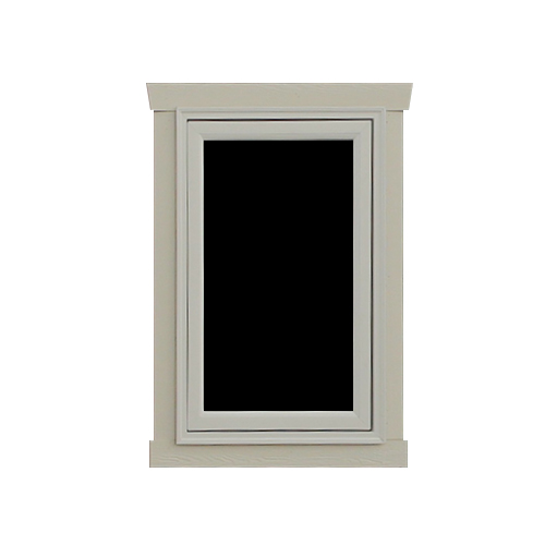 Vinyl Insulated Casement Window