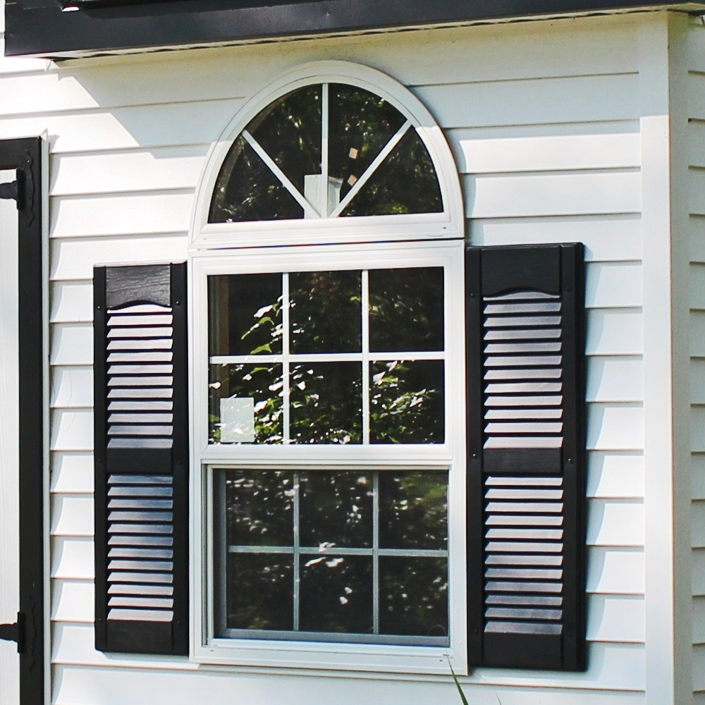 Vinyl Palladian Window
