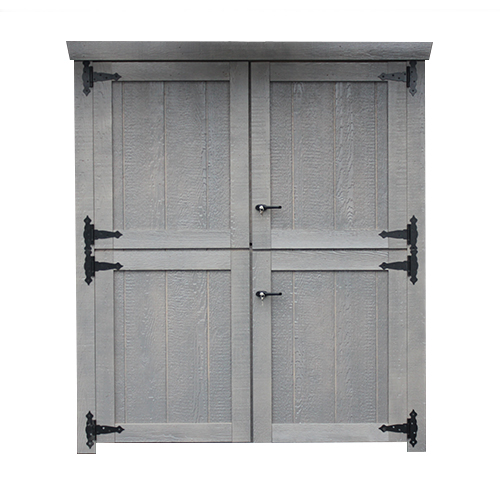 Wood Double Dutch Door