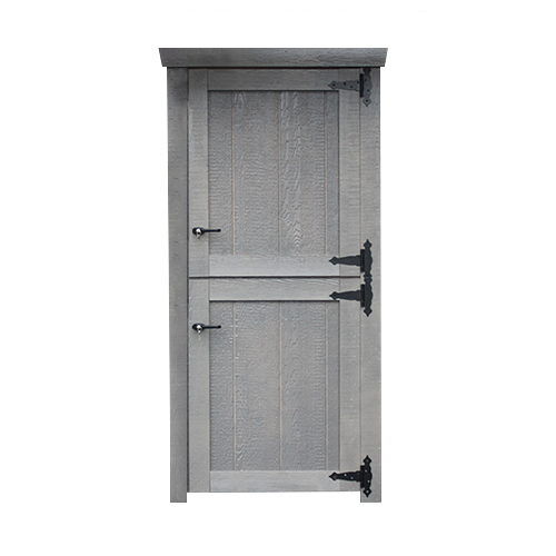 Wood Single Dutch Door