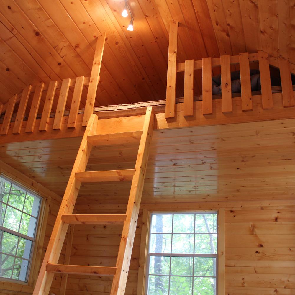 Railing for Loft