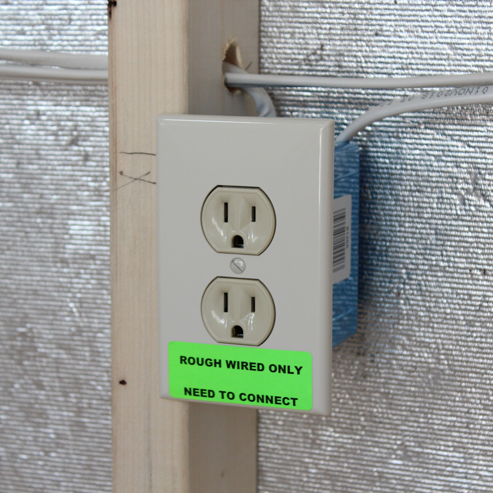 Standard Electrical Package