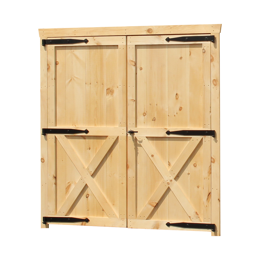 Pine Board & Batten Door