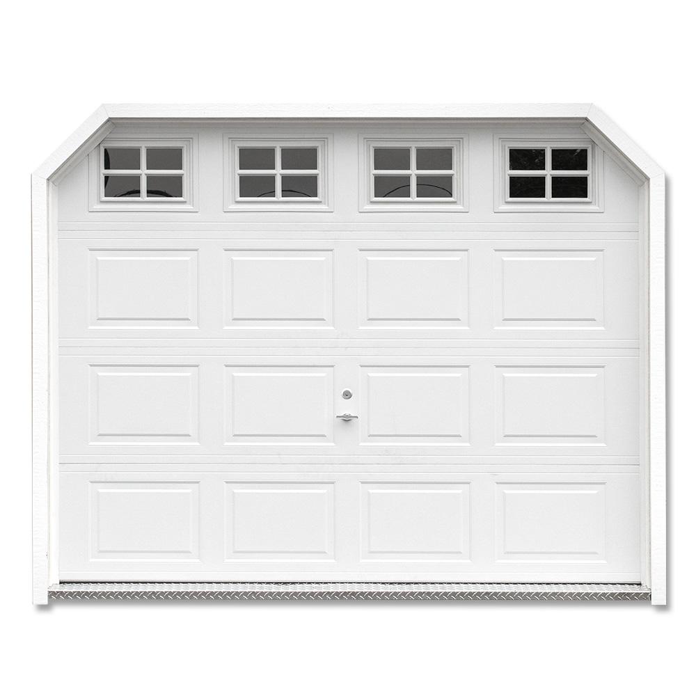 Legacy Overhead Door with Stockton Windows
